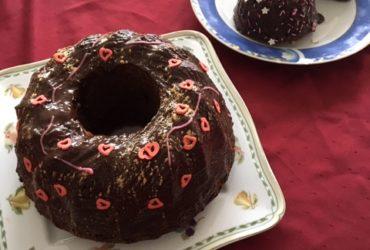 Africa Surprise Kuchen